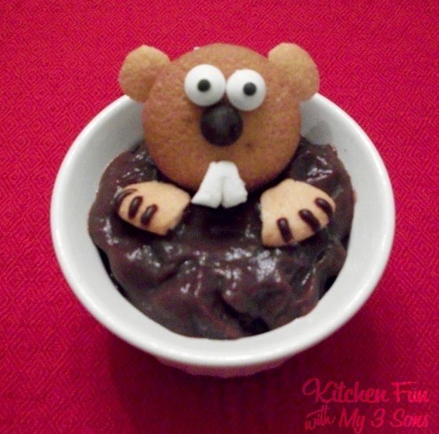 Groundhog Day Desserts - Kitchen Fun With My 3 Sons