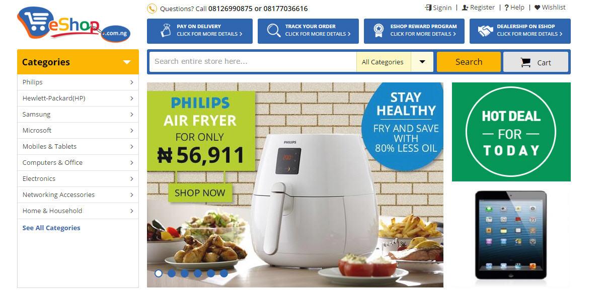 7e12b958062df8 Best Online Shopping Store in Nigeria  eShop.com.ng - Online ...