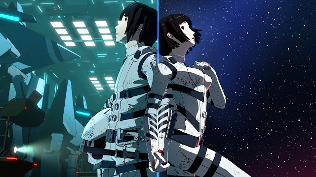 Netflix Knights of Sidonia