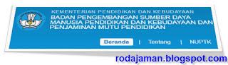 Kegiatan VerVal NUPTK 2013 oleh BPSDMPK-PMP Kemdikbud