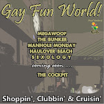 Party, live, shop, and visit Gay Fun World