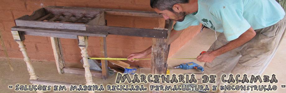 Marcenaria de Caçamba