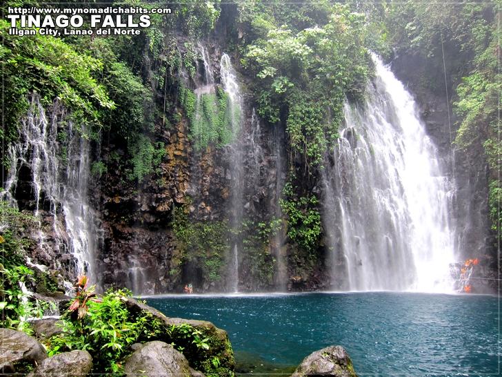 Tinago Falls Iligan