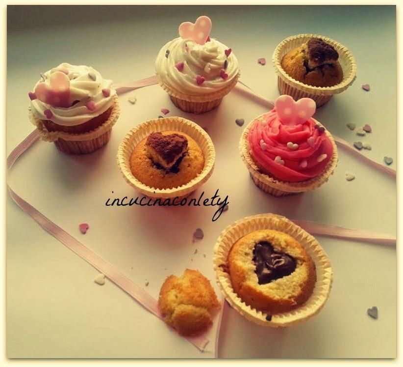 Cupcakes di S.Valentino!!!