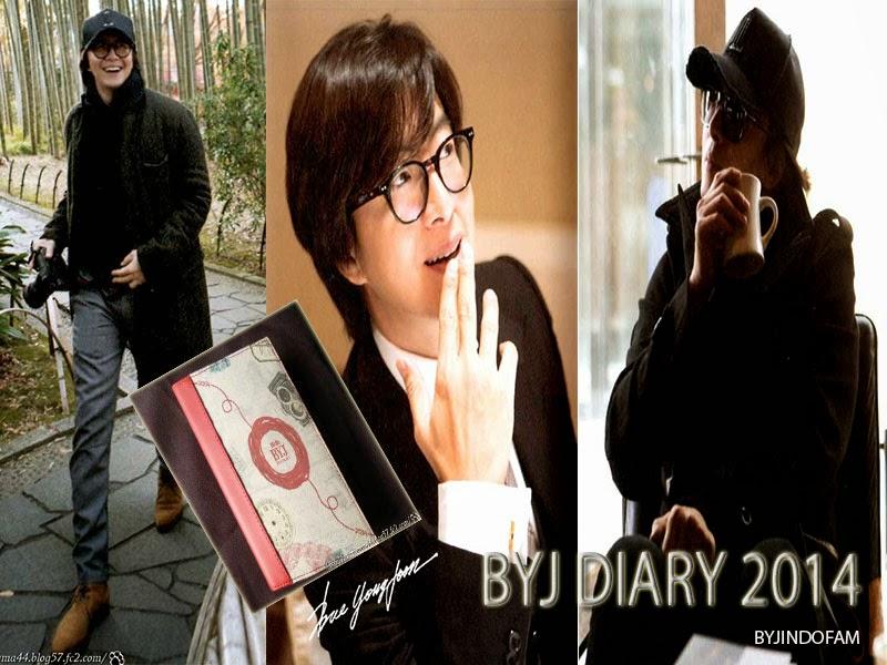 BYJ Diary 2014