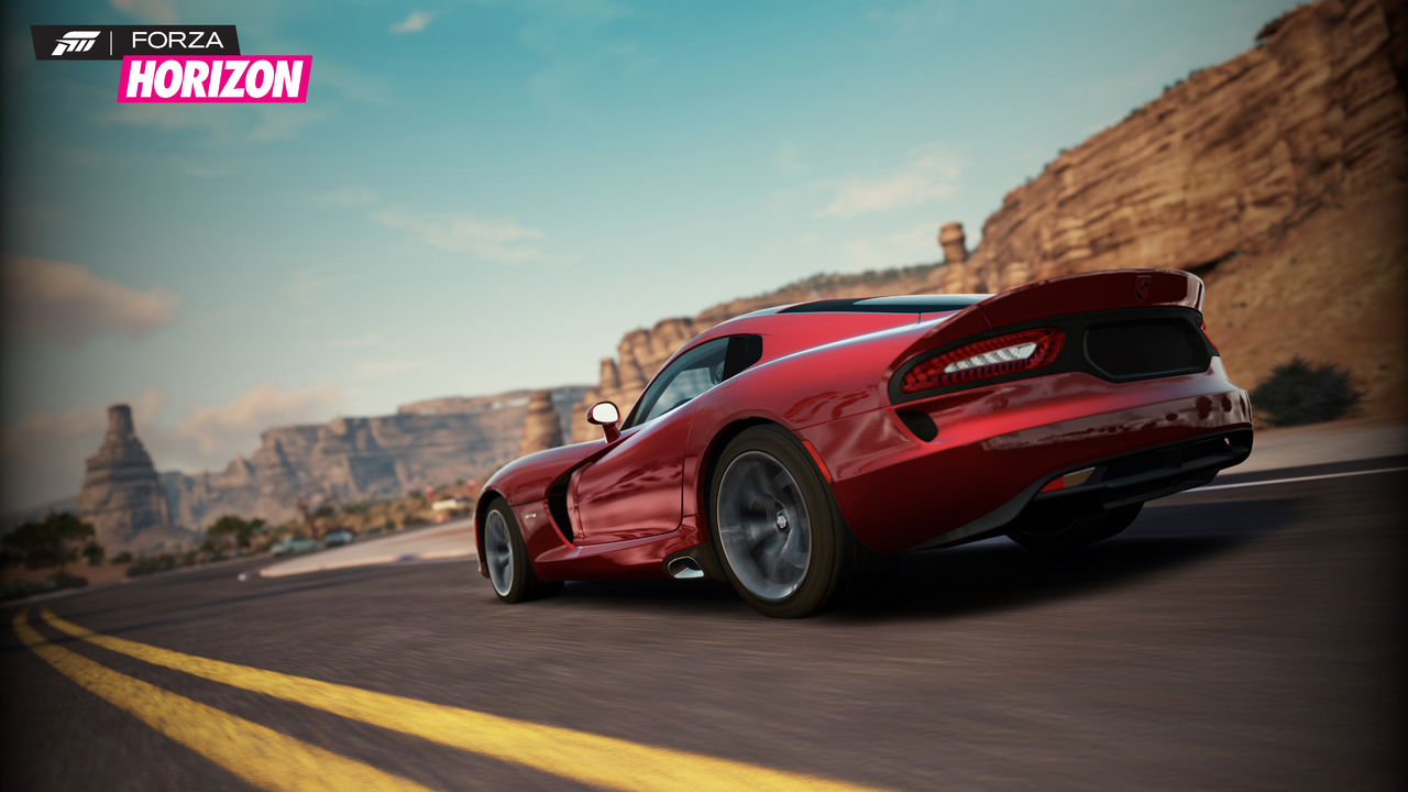Forza Horizon HD & Widescreen Wallpaper 0.384846409148319