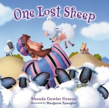 LadyD Books Review: One Lost Sheep