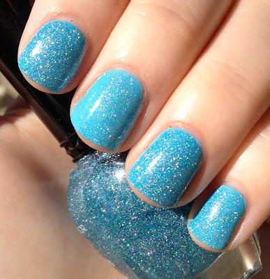 kleancolor holo blue