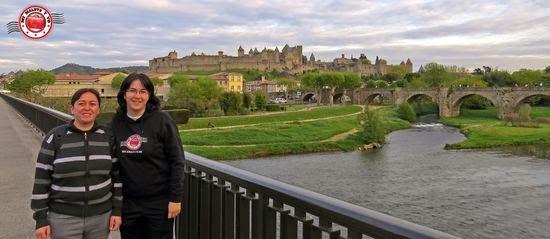 En Carcassonne, Francia