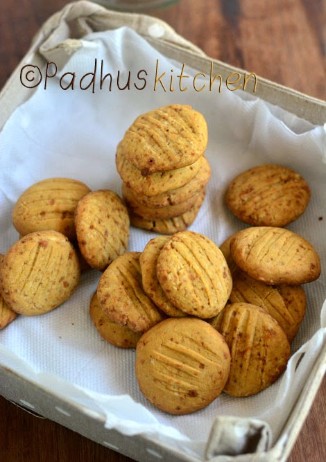 Recipe With Step Wise Pictures Millet Cookies