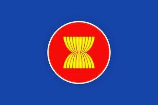 Sejarah ASEAN - Bendera ASEAN