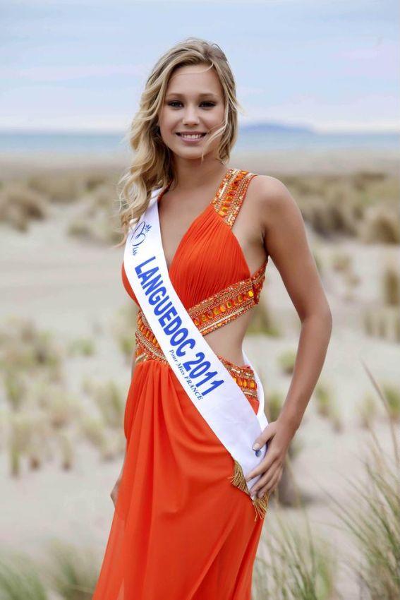 Miss Languedoc-Alison Cossenet