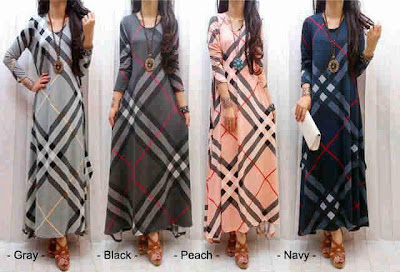 Maxi Dress Burberry