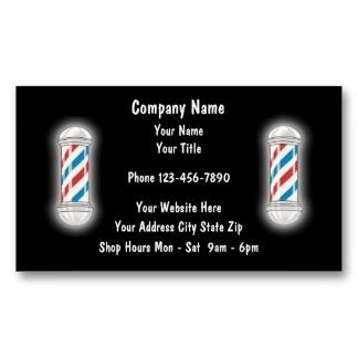 Barber girl photos 2013 for Barber business card holder