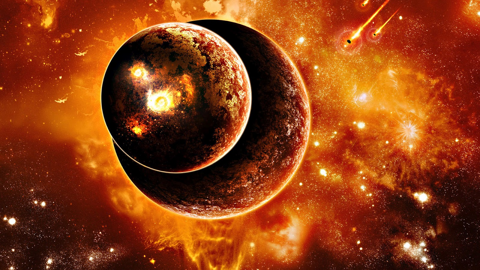 A wallpapers home hd wallpapers space for Space in 3d