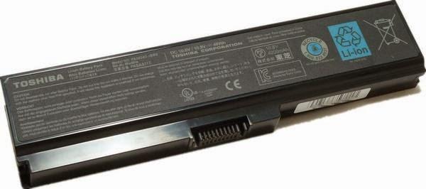 Harga Baterai Laptop Toshiba