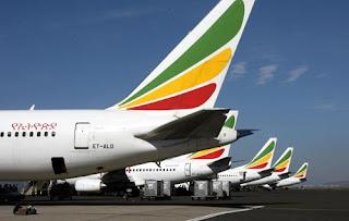 Ethiopian Airlines Planes