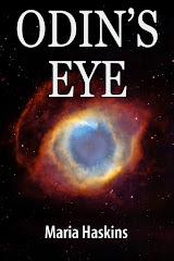 Buy my book 'Odin's Eye'