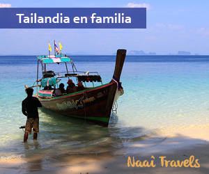 Tailandia en familia