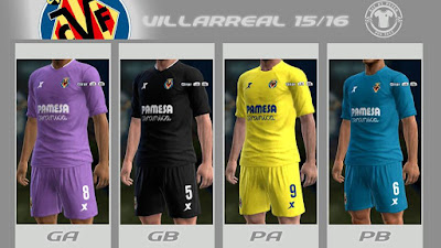 PES 2013 GDB Villarreal 15-16 by Peter