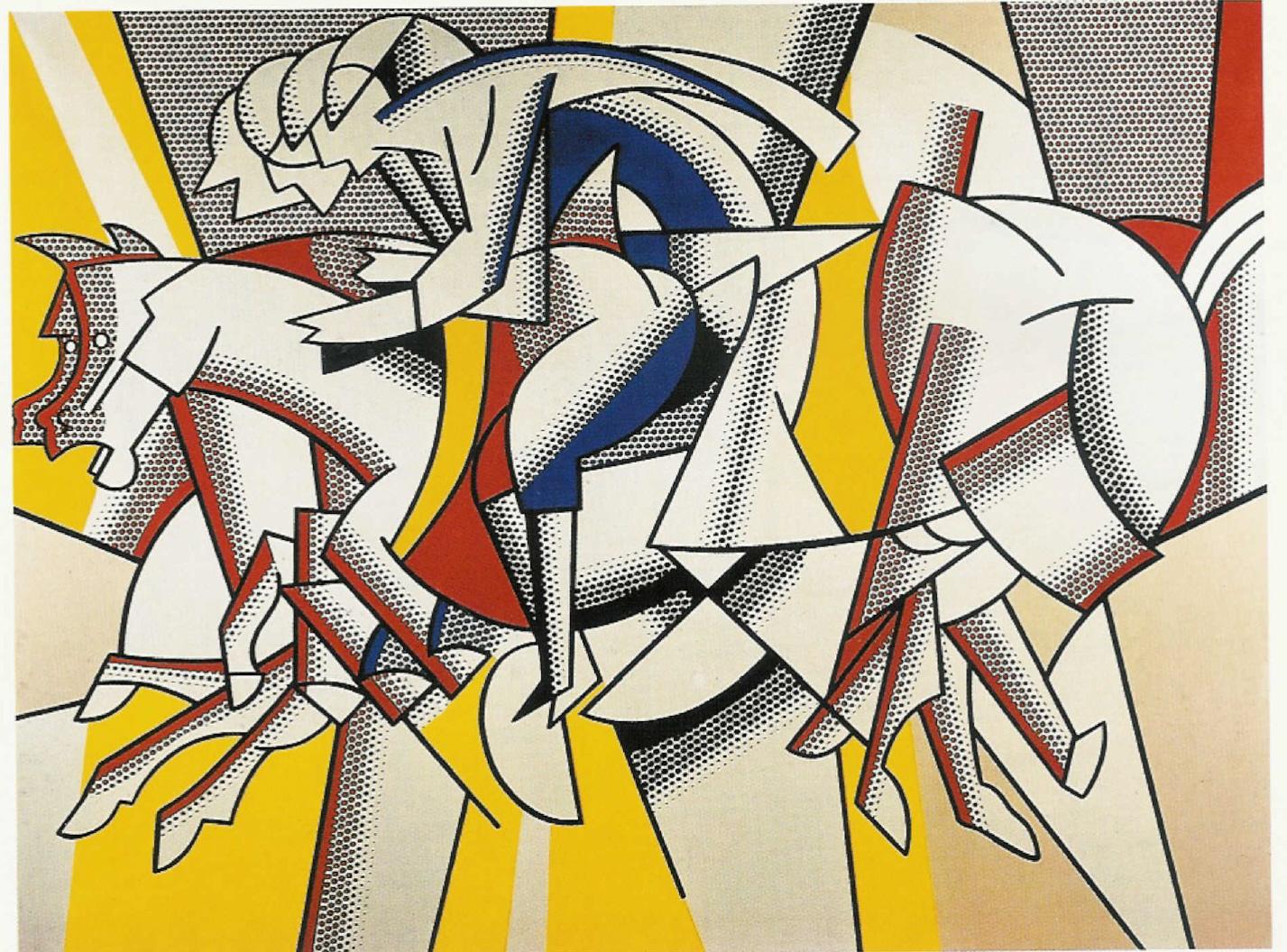 Roy lichtenstein el kit del dise ador - Pop art roy lichtenstein obras ...