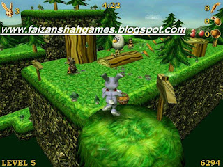 Rosso rabbit in trouble free online play