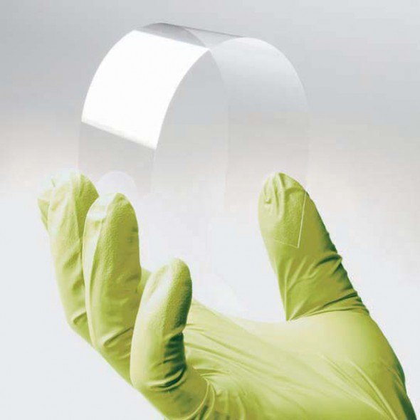 """Ultra-Flexible """"Willow"""" Glass Will Allow for Curved Electronic Devices"""