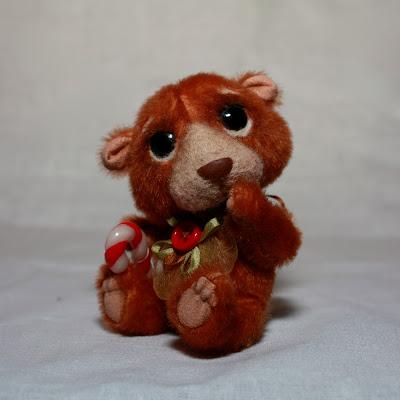 Мишки Тедди  и их друзья - обсуждение работ. - Страница 2 4