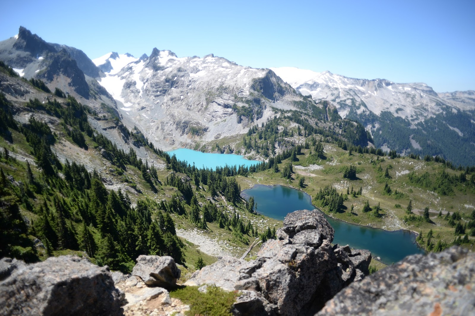 Alpine Lakes Wilderness Wa