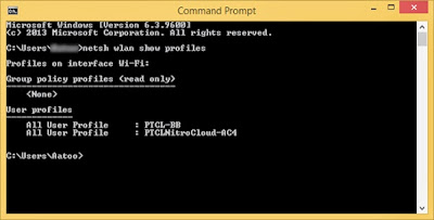 How to Remove WiFi Profile in Windows 8.1