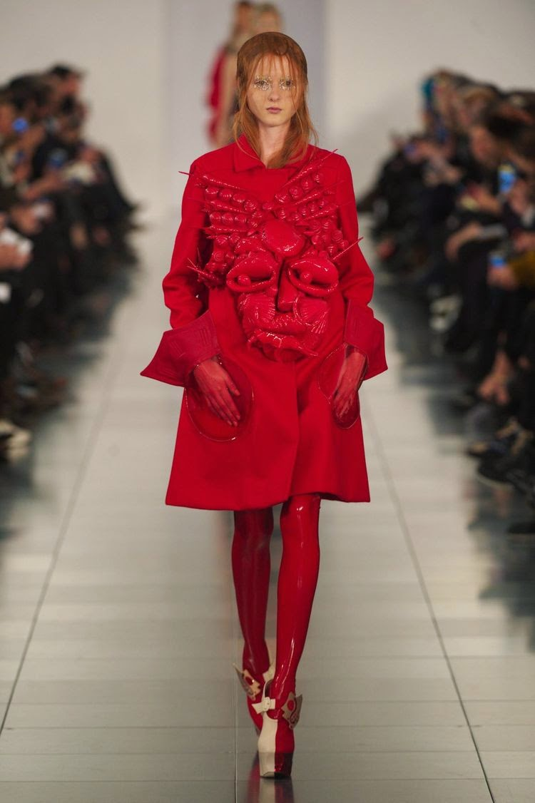 Fetish Fashion : Maison Martin Margiela By Galliano 2015