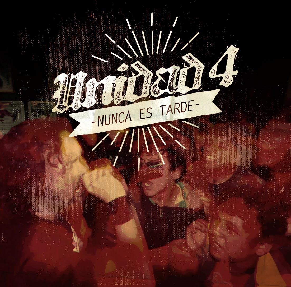"""UNIDAD 4 – Nunca es tarde – 7"""""""