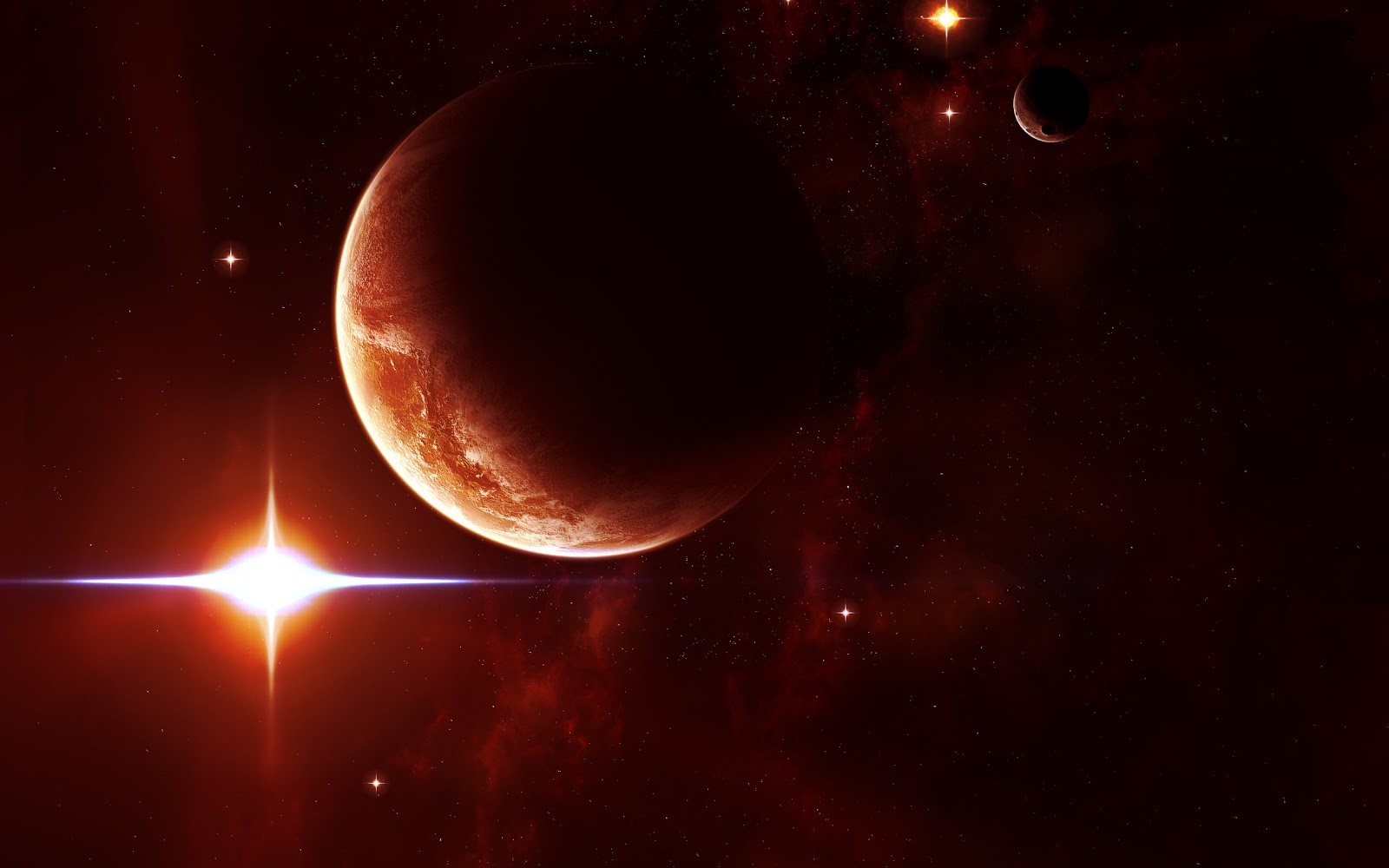 red star planet - photo #21