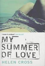 My Summer of Love book cover