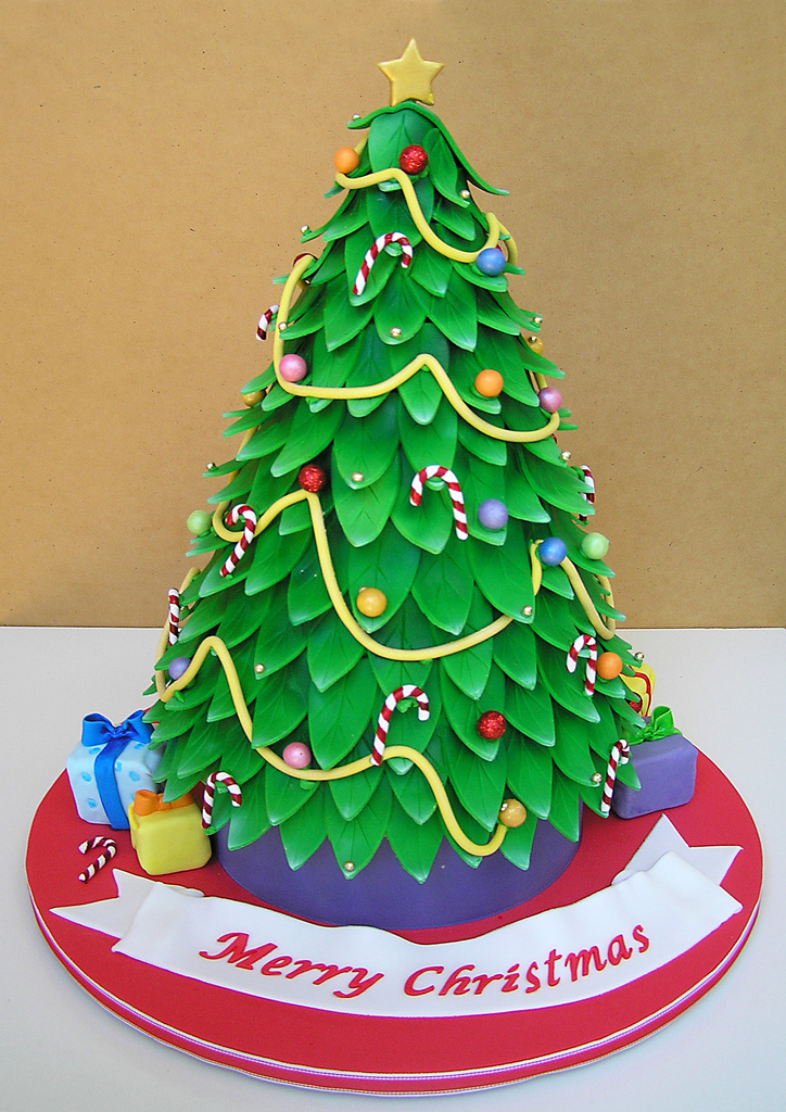 images of christmas cake - photo #33