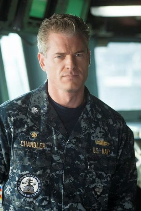 Eric Dane starring in TNT's  THE LAST SHIP