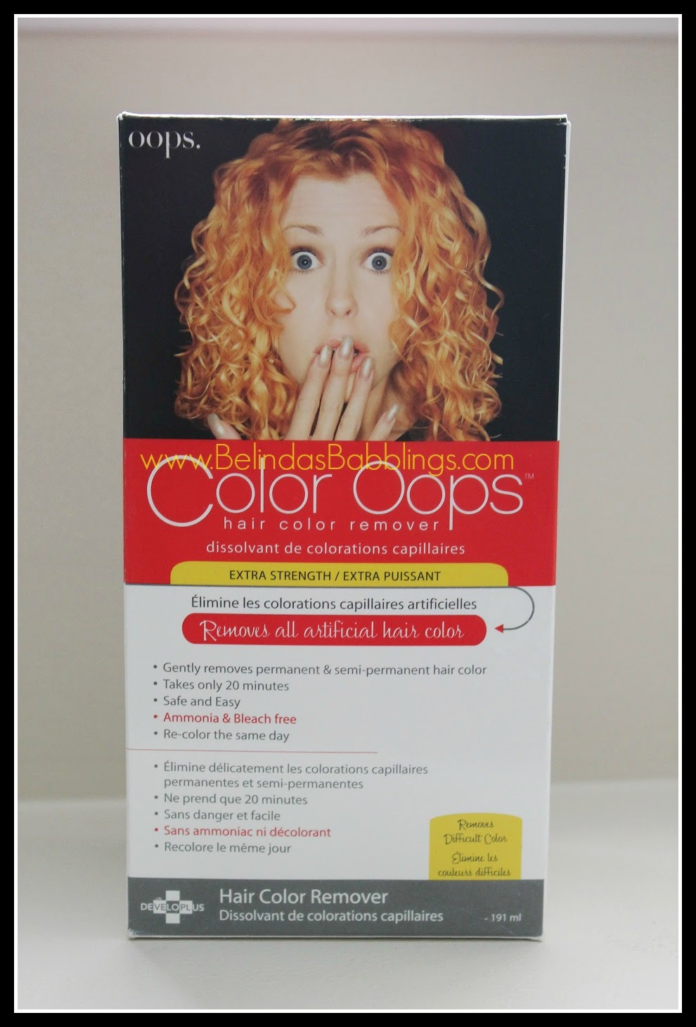 Using Color Oops On Black Hair Video Review And Before After