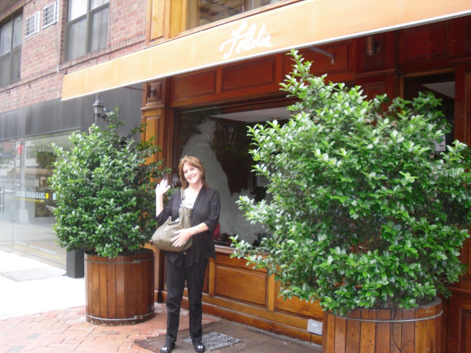 Felidia Restaurant  East Th Street New York