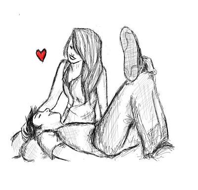 ... gambar gambar romantis cinta diatas? yang mana pali