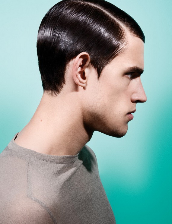 Be Stylish and Beautiful: Men's hairstyle trends 2012