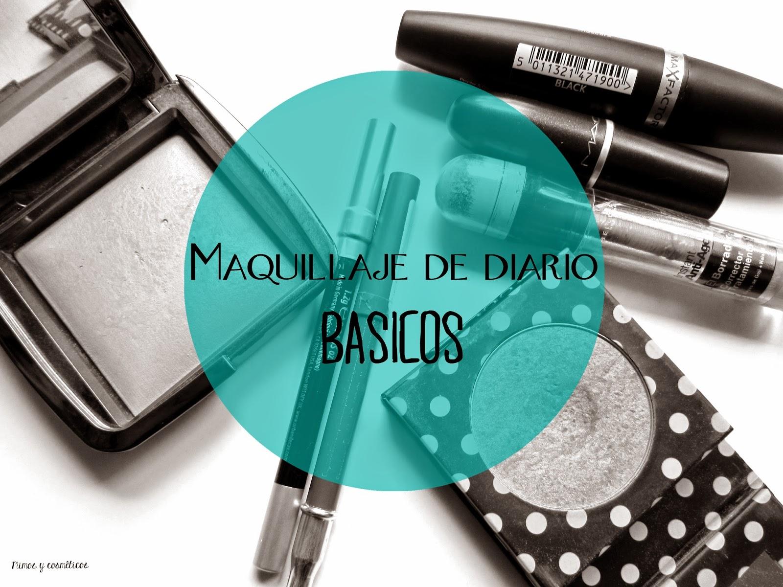 Maquillaje de diario. Vol. II