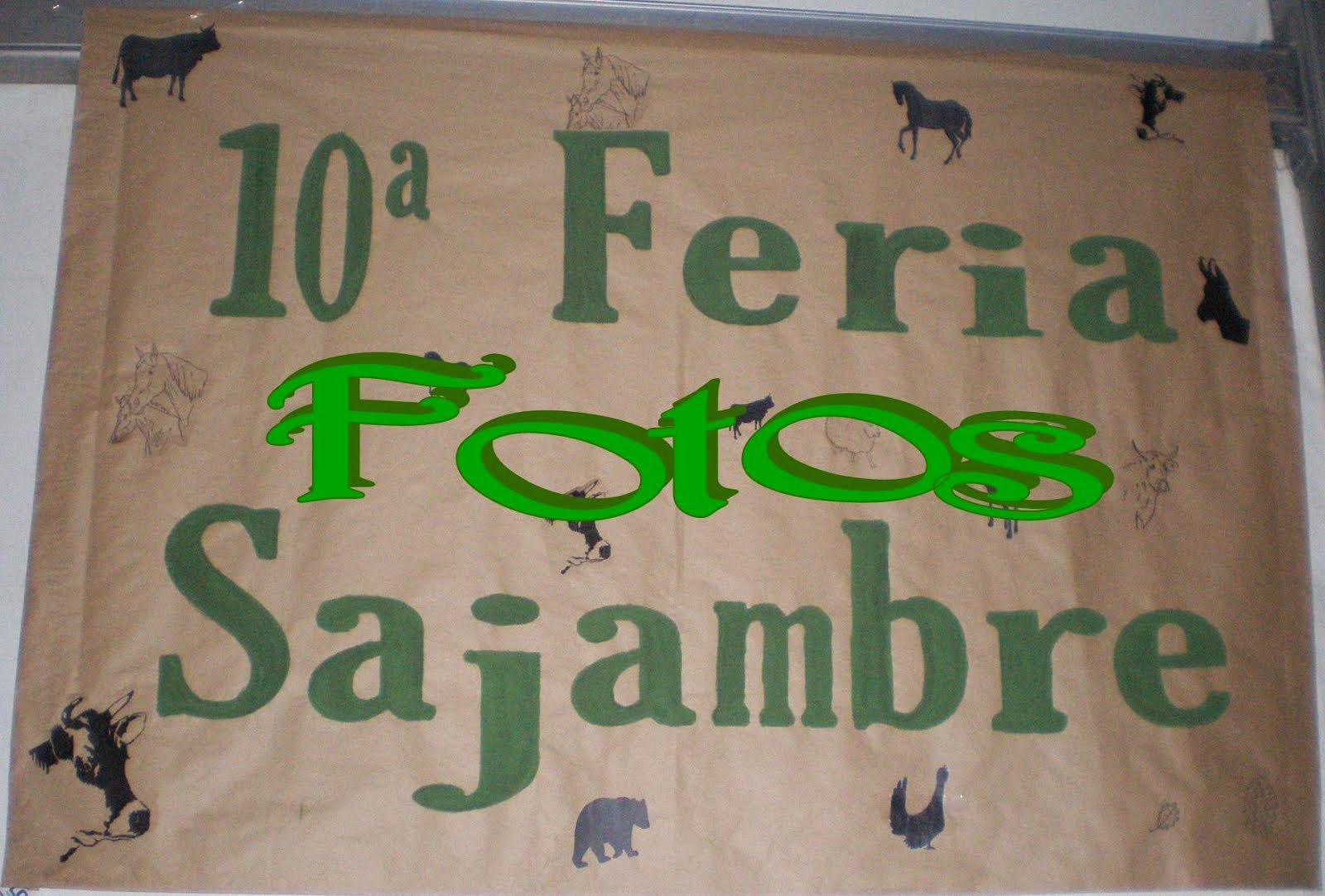 Resumen fotográfico Feria 2013