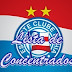 Figueirense x Bahia - Lista de jogadores concentrados
