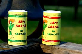 You can't beat the tast of JD's Salsa
