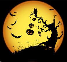 malam panjang halloween