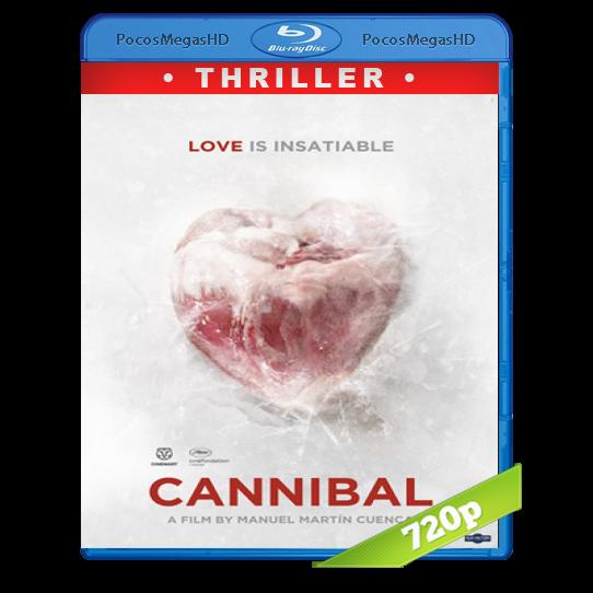 Cannibal (2013) BrRip 720p Castellano AC3