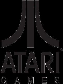 Atari Games Logo HD Wallpaper