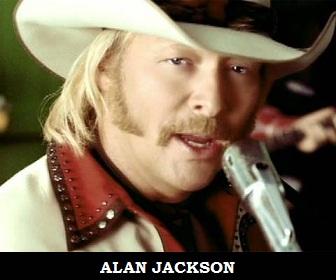 US Country Singer Alan Jackson