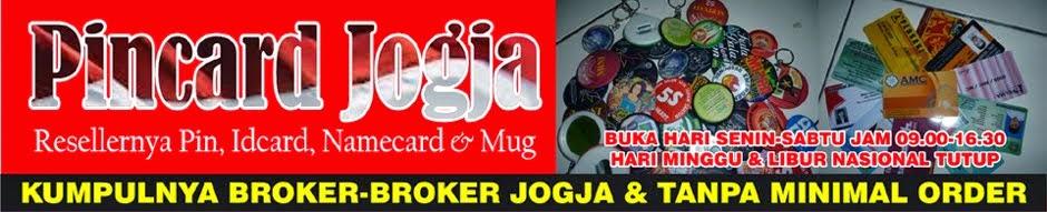 Reseller Partner - Pincard Jogja