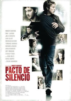 Pacto de silencio Robert Redford